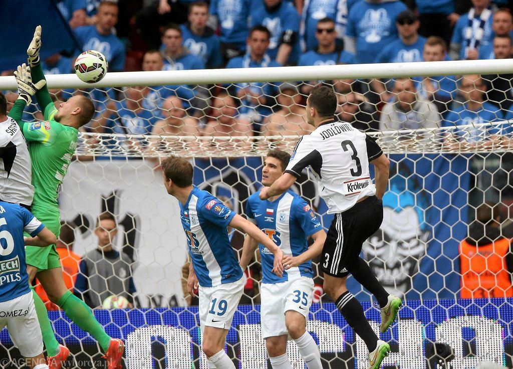Lech Poznań - Legia Warszawa 1:2 w finale Pucharu Polski