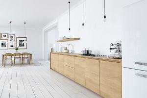 Kuchnia w stylu skandynawskim. Jak ją urządzić, by była praktyczna i piękna?