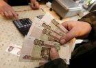 Bank Rosji obniżył główną stopę procentową do 11 proc. Rubel mocno traci