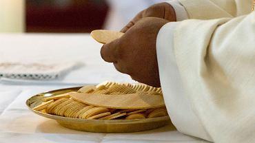 50-latek chciał odprawić mszę