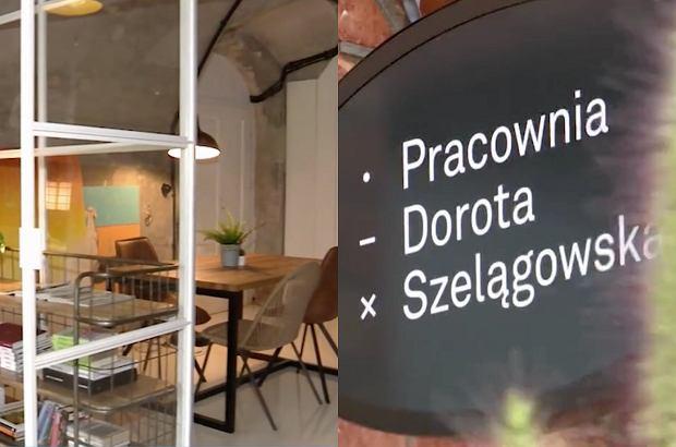 Dorota Szelągowska Pochwaliła Się Swoją Pracownią Urządziła