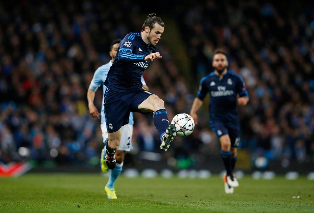 Manchester City - Real Madryt