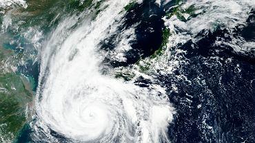 Tajfun Haishen uderzy w Japonię