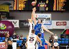 Polski zespół blisko sensacji w Lidze Mistrzów FIBA. Faworyt wygrał dzięki ostatniej akcji!