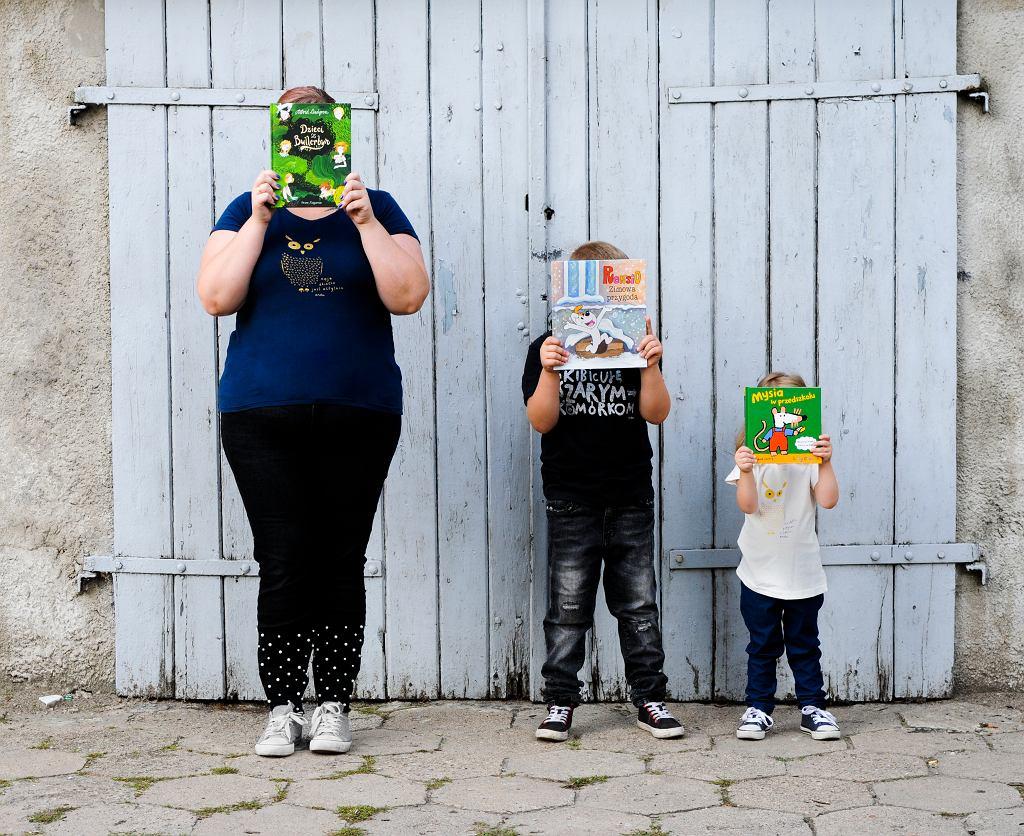 'Czym skorupka za młodu...', czyli skuteczne zachęcanie dziecka do czytania