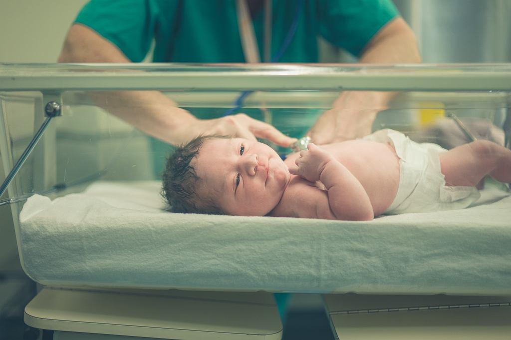 Waga urodzeniowa dziecka może być inna od tej z ostatniego USG