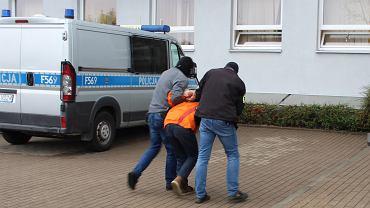 Podejrzany o wykorzystanie seksualne dziecka w Zduńskiej Woli został zatrzymany w woj. opolskim