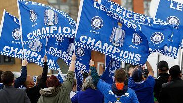 Leicester świętuje