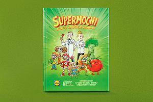 Zdrowie. Od dziecka na całe życie - Lidl wydaje kompendium wiedzy i komiks dla dzieci