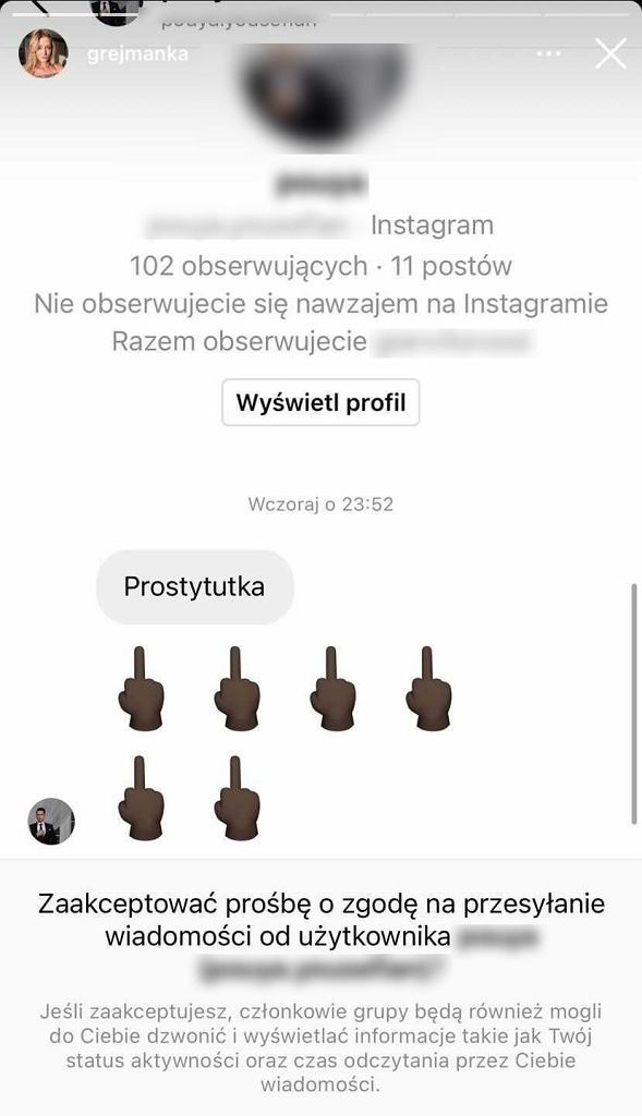 InstaStories Anny Kurek