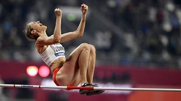 Kamila Lićwinko. Mistrzostwa Świata w Lekkoatletyce Doha 2019. Katar, 30 września 2019