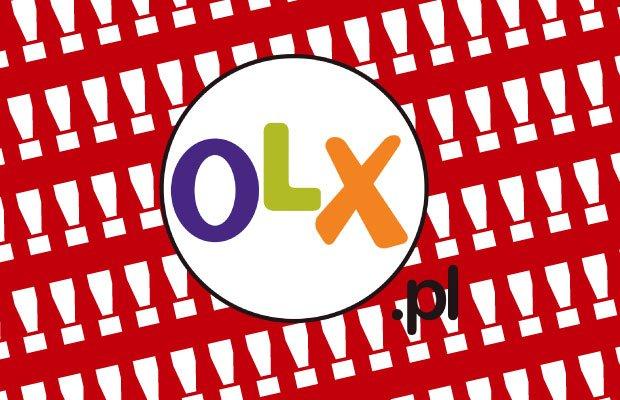 Uwaga na nowy przekręt na OLX
