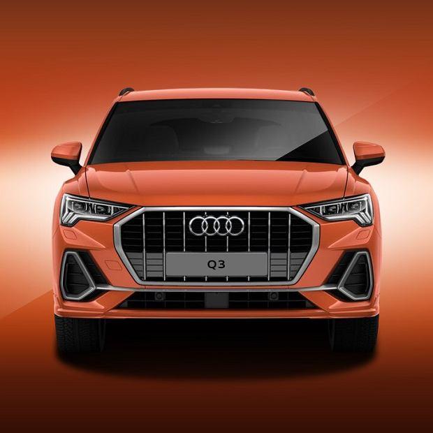 Audi Q3 - SUV najnowocześniejszy w swojej klasie