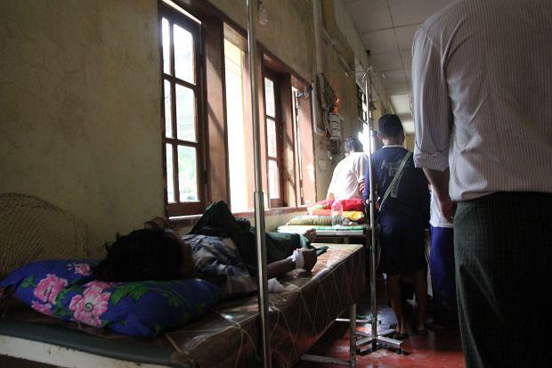 Szpital w Wakema