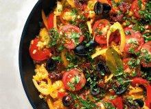 Paella z jesiennymi warzywami - ugotuj