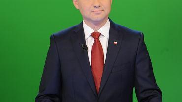 Debata prezydencka w TVN-ie