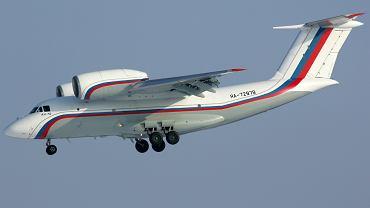 Antonow-72 - zdjęcie ilustracyjne