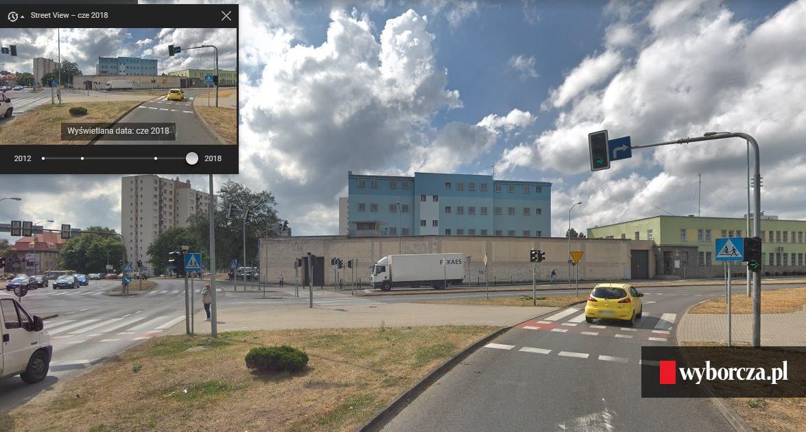 W Google Street View Obejrzysz Nowe Zdjecia Zielonej Gory