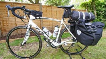 Każdym rowerem da się jeździć turystycznie