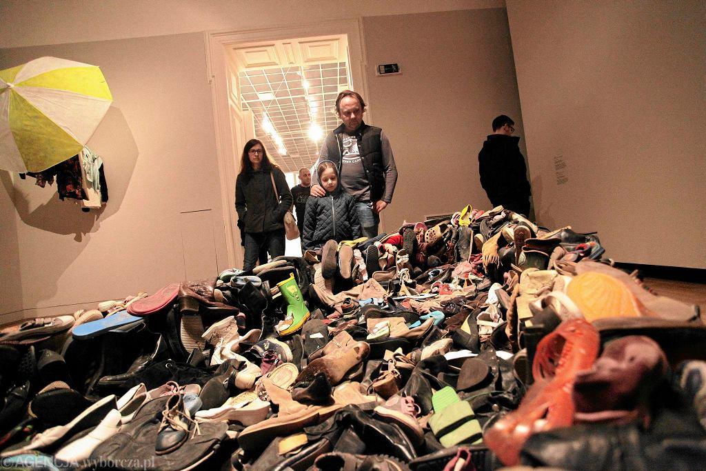 'Podróżnicy. Doświadczenie wędrówki w nowej sztuce z Europy Środkowo-Wschodniej' wystawa w Zachęcie / DAWID ZUCHOWICZ