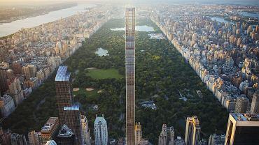Steinway Tower będzie najchudszym wieżowcem na świecie