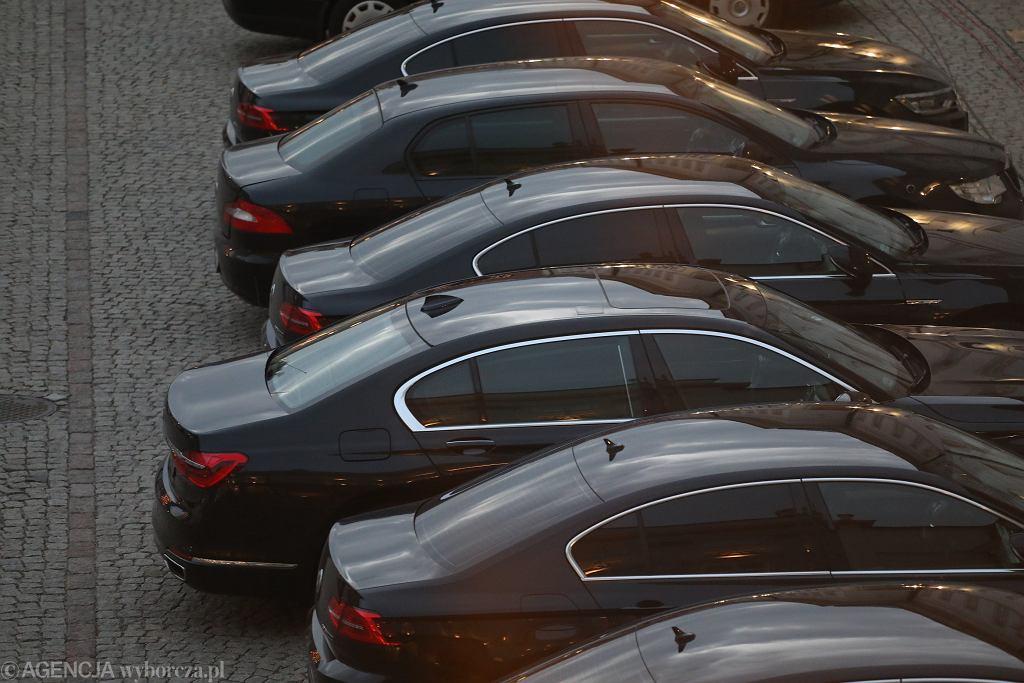 Samochody Służby Ochrony Państwa