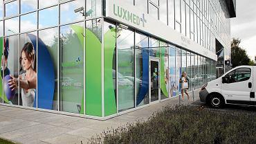 Klinika Luxmed w Krakowie.