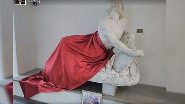 Ocenzurowana rzeźba