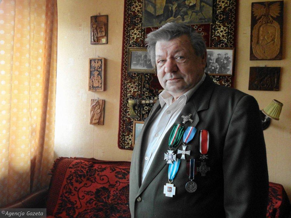 Zbigniew Szadkowski dziś