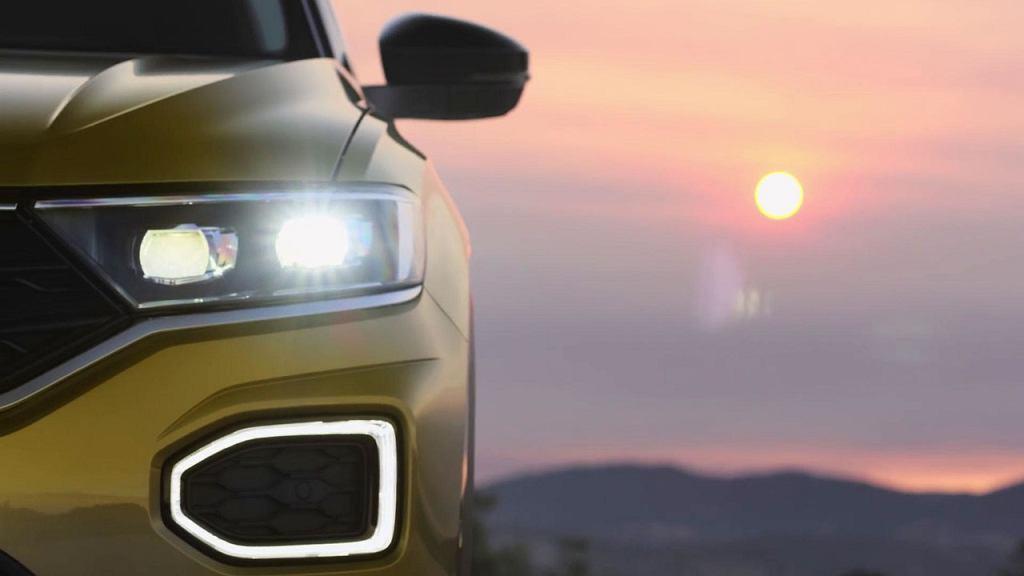 Volkswagen T-Roc (teaser)