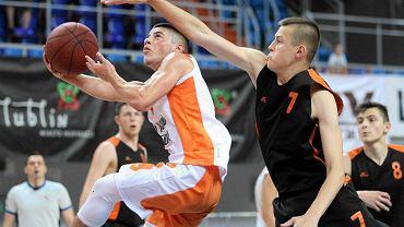 Lublin Basket Cup 2016. Rishon Le Zion - Łuck