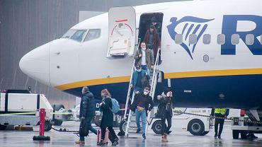 Samolot - zdjęcie ilustracyjne