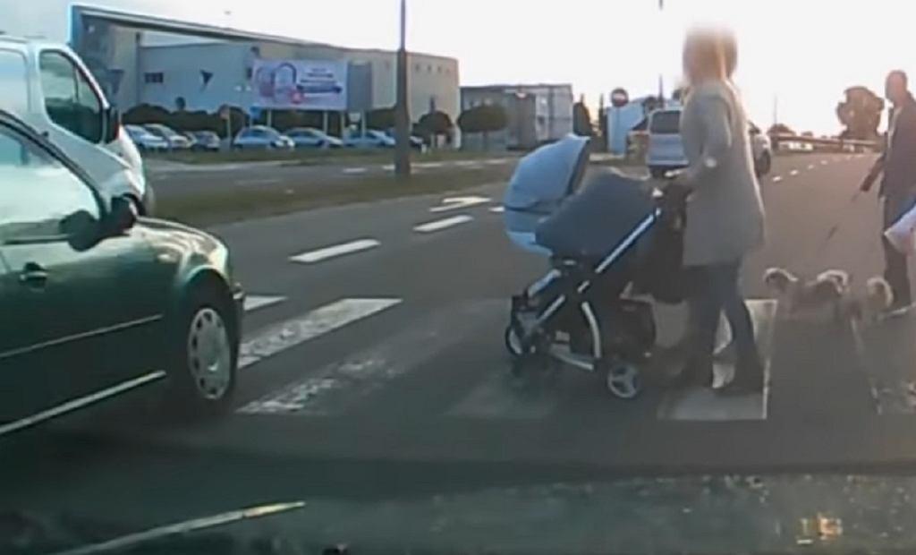 Materiały przysłane na skrzynkę 'Stop agresji drogowej'