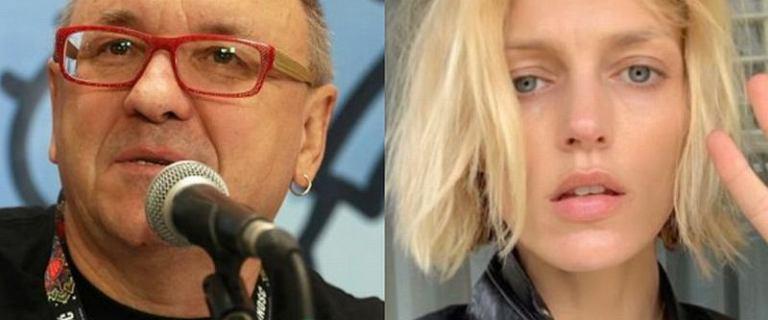 Anja Rubik nagłośniła akcję #muremzajurkiem. Teraz tysiące Polaków proszą Owsiaka o powrót