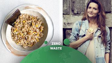 Rocznie wyrzucamy 200 kg jedzenia na osobę. Jak to zmienić? Podpowiada Jagna Niedzielska