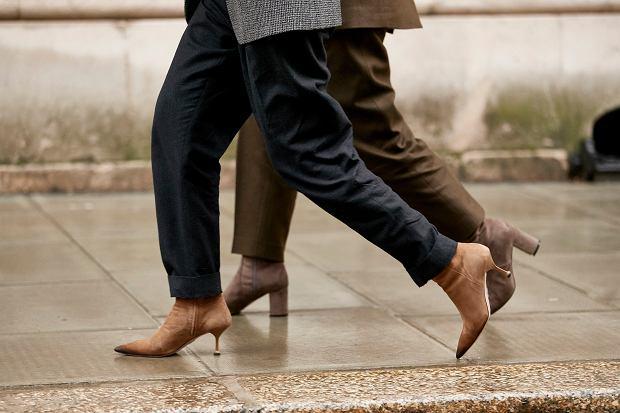 Najmodniejsze obuwie na jesień dla kobiet plus size