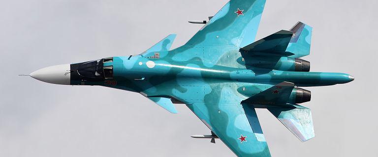 Nowe fakty ws. zderzenia bombowców Su-34. Uratowano tylko jednego pilota