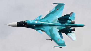 Bombowiec taktyczny Su-34