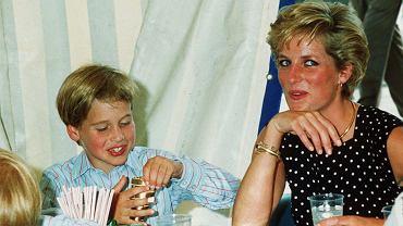 Księżna Diana, książę William