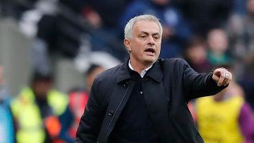 W Teatrze Marzeń spadnie maska Jose Mourinho? Mecz Tottenhamu z Manchesterem United może odpowiedzieć na wiele pytań