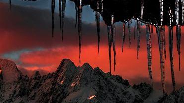Niezwykłe zdjęcie Tatr