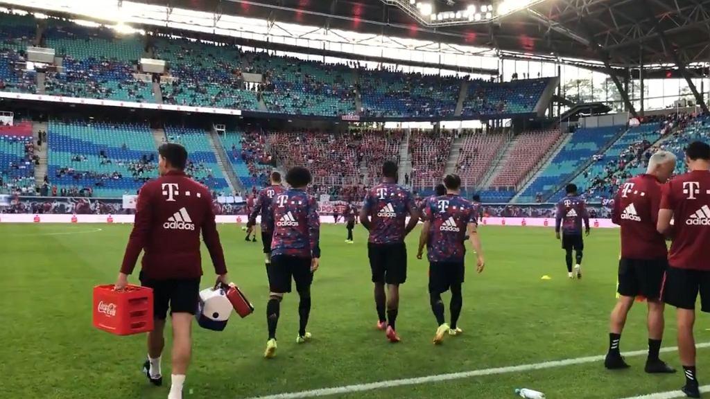 Bayern Monachium w Lipsku