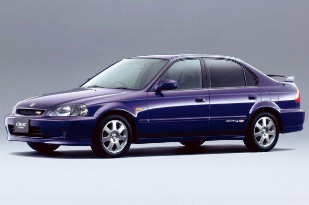 Honda Civic VI 4d