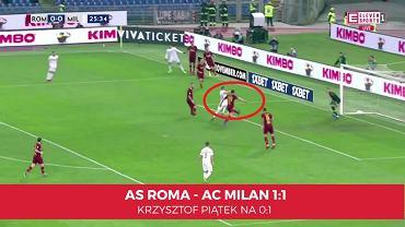 Krzysztof Piątek z kolejnym golem w Serie A