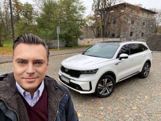 Kia Sorento 1.6 T-GDi HEV 6AT 4WD w interaktywnym teście Moto.pl