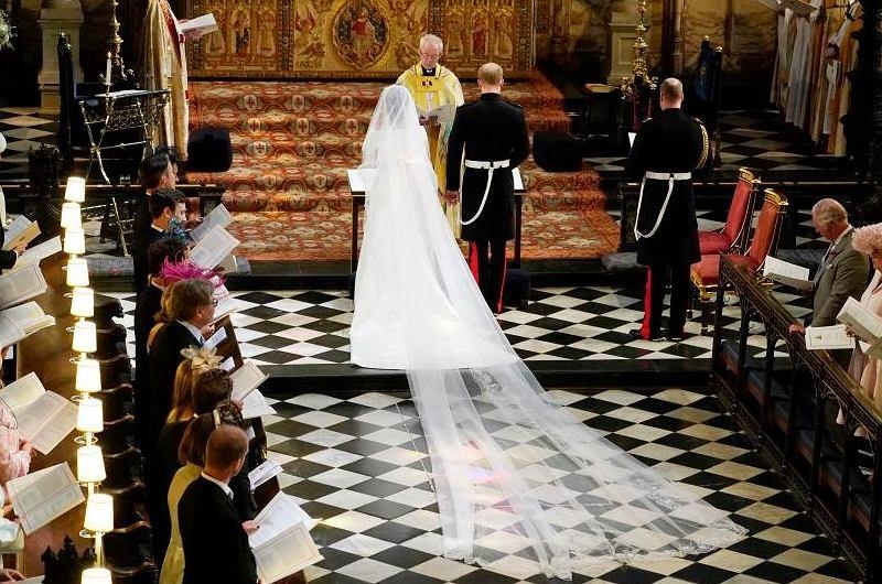 Sunnia ślubna Meghan Markle