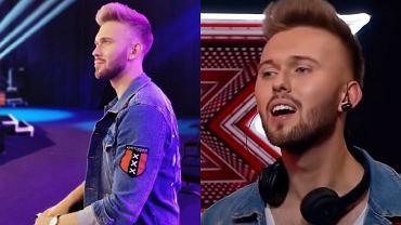 Szymon Grzybacz w rumuńskim 'X Factor'