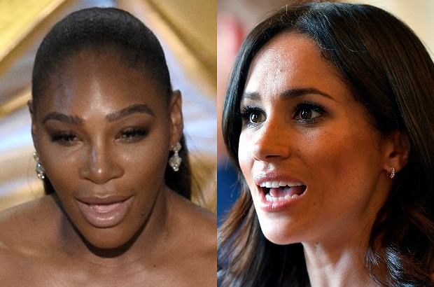 Serena William , Meghan Markle Oscary 2019