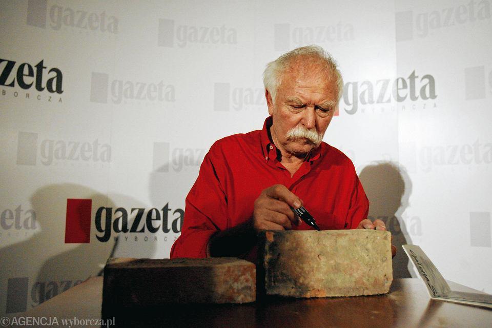 Janosh jest patronem plebiscytu Cegła z Gazety