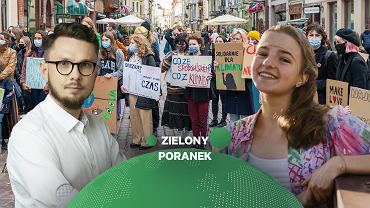 Dominika Lasota w Zielonym Poranku Gazeta.pl